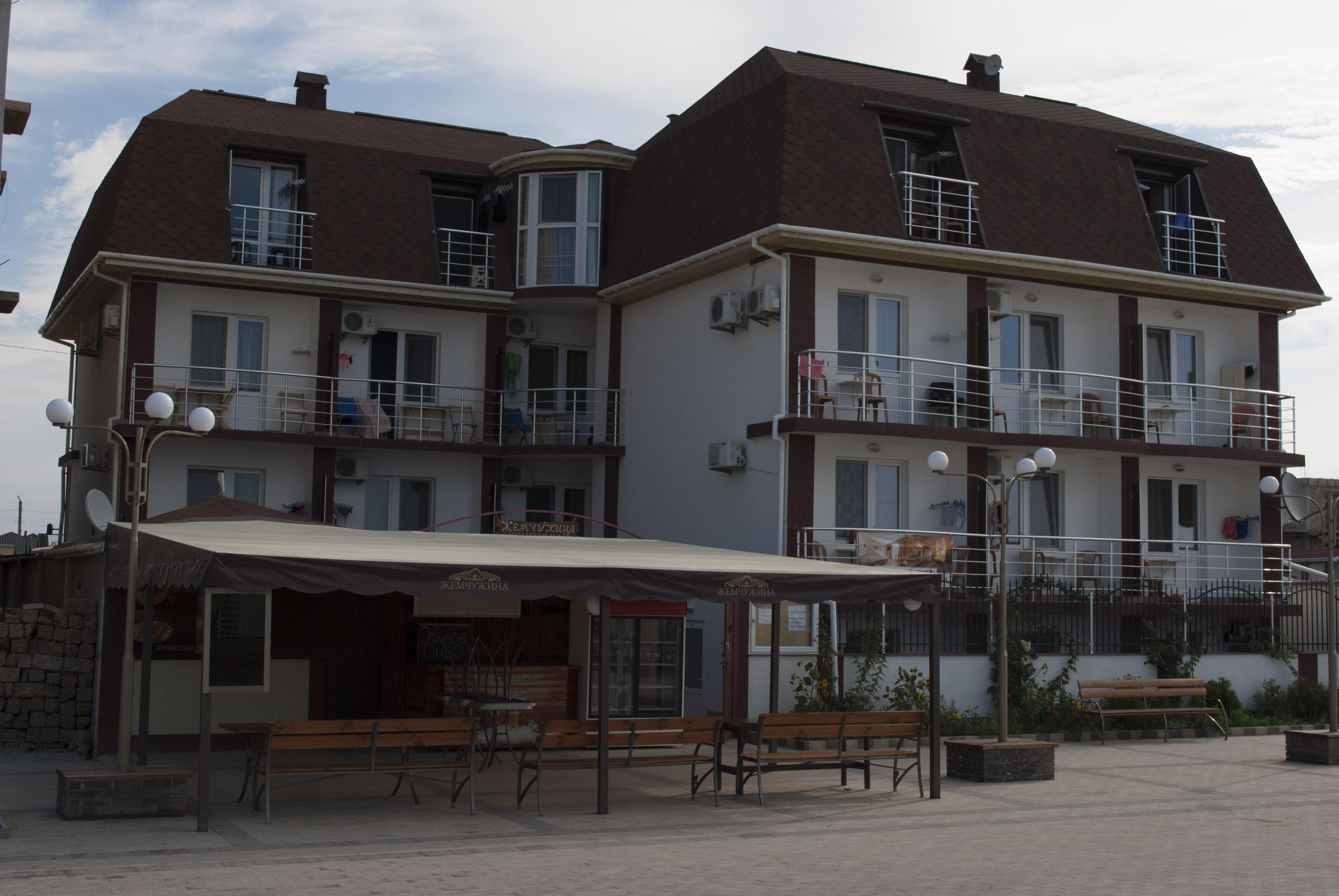 Крым саки гостиницы отели